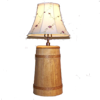 Butter Churn Lamps