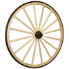 Carriage Wheel - Buggy Wheel